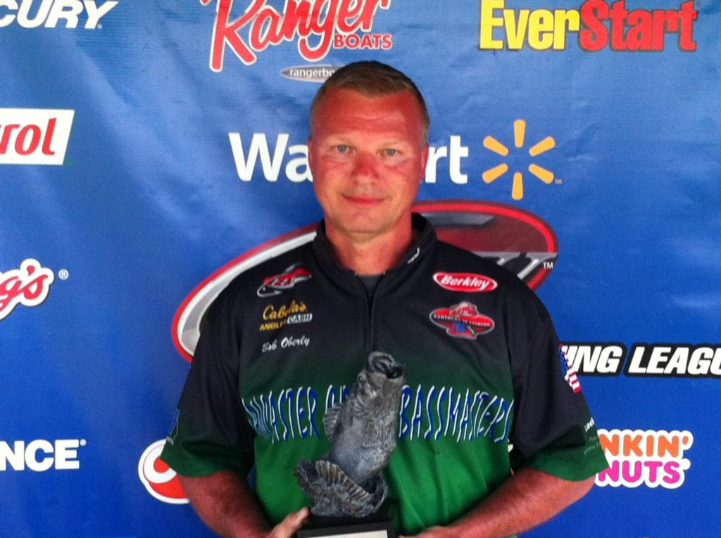 Image for Oberly wins BFL contest on Potomac River