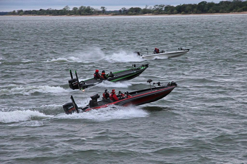 Image for FLW College Fishing to Tackle Texoma