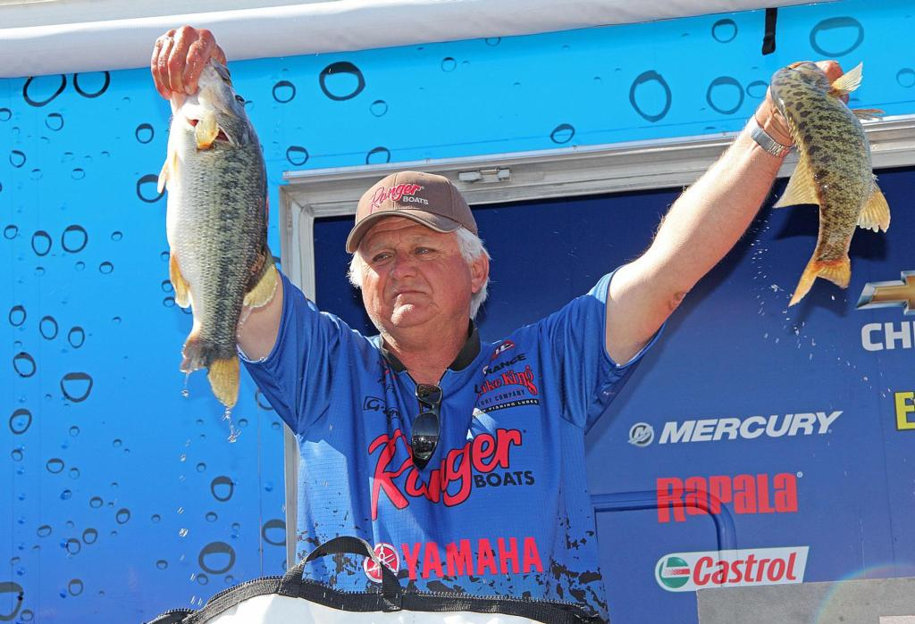 Image for Peace outpaces Texoma co-anglers