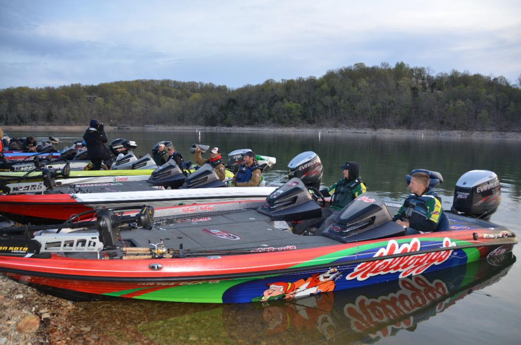 Image for Top five teams to watch during 2014 FLW College Fishing National Championship