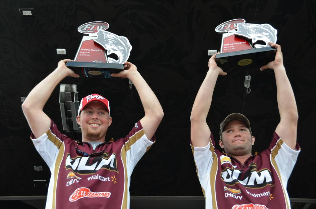 Image for 2014 FLW College Fishing National Championship preview