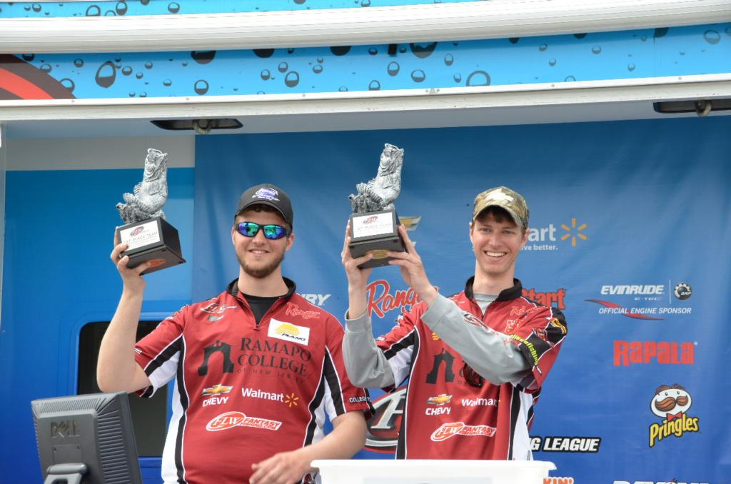 Image for Ramapo College wins College Fishing Northern Conference event on Smith Mountain Lake