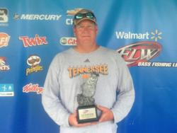 Co-angler Jody Moore of Dalton, Ga., won the April 27 Choo Choo event on Lake Guntersville with a limit weighing 27 pounds, 3 ounces. Moore walked away with $2,000 in tournament winnings.