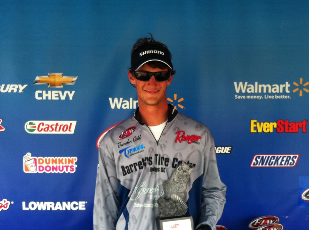 Image for Cobb earns title on Lake Hartwell