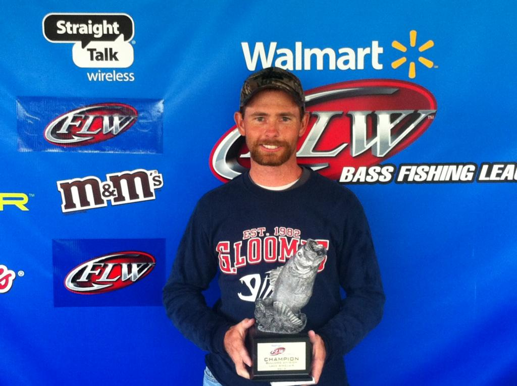 Image for Horton wins BFL event on Lake Sinclair