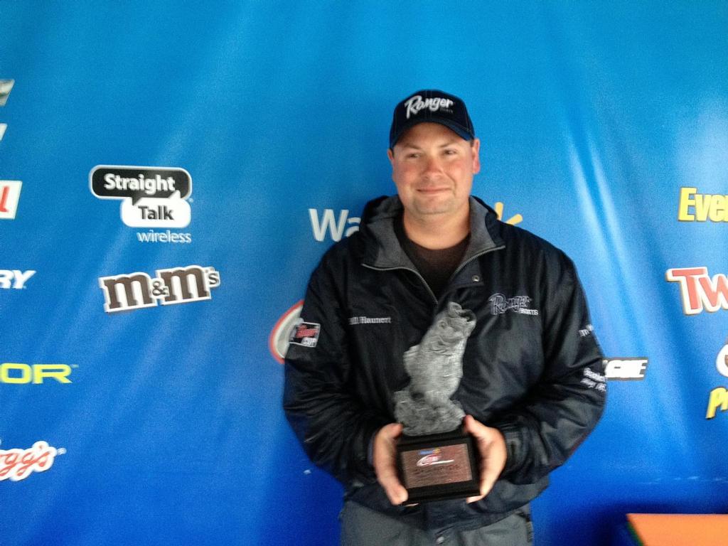 Image for Haunert wins BFL Lake Cumberland contest