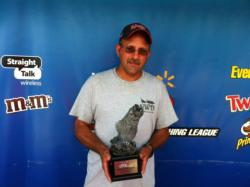 Co-angler Kevin Manion of Park Hills, Mo., won the June 22 Ozark Division event on Lake Truman with a limit weighing 11 pounds, 11 ounces. Manion earned a check for more than $1,700 for his victory.