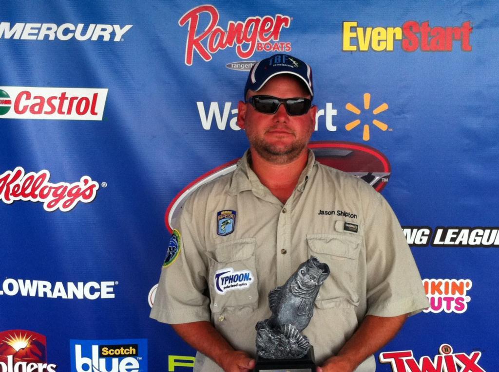 Image for Shipton scores BFL win on Oneida Lake