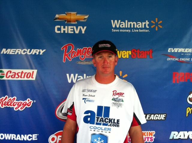 Image for Schmitt wins BFL Regional on Chesapeake Bay