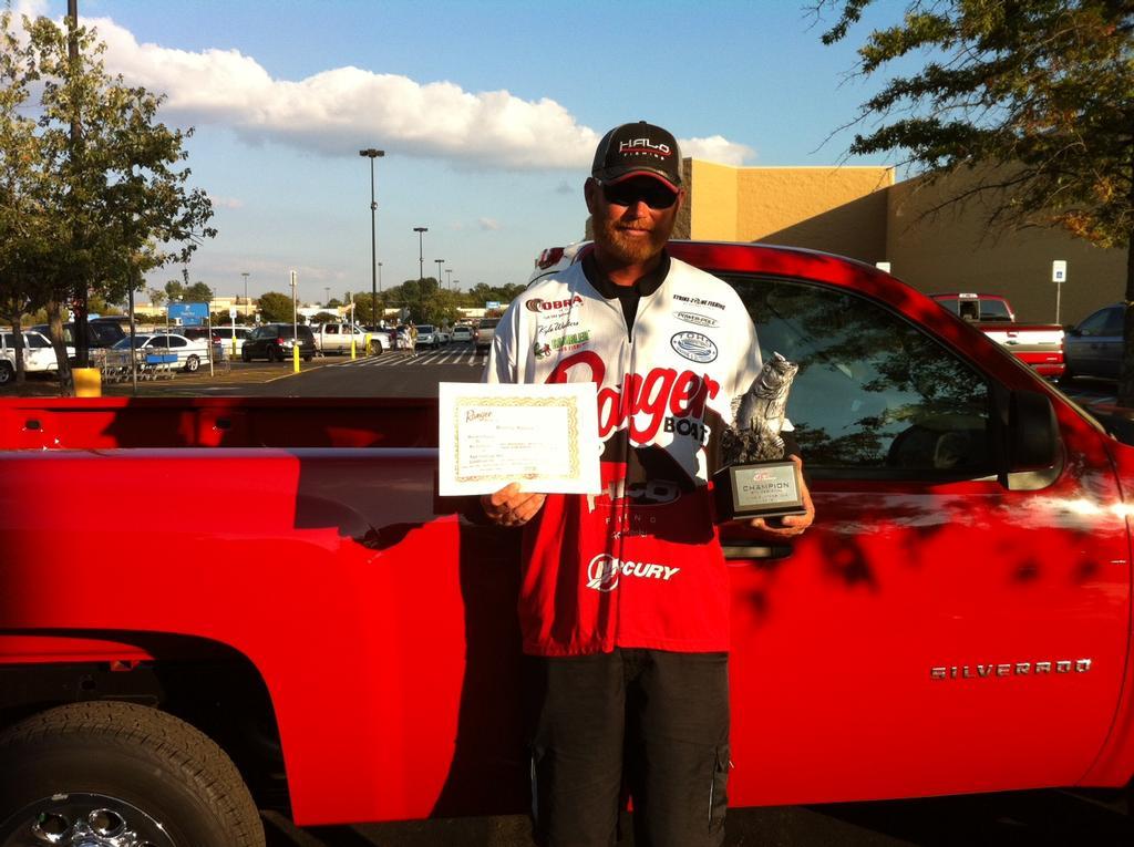 Image for Walters wins BFL Regional on Lake Guntersville
