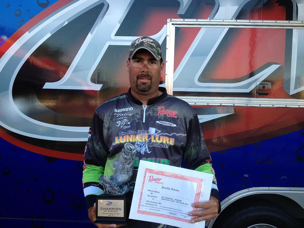 Image for Corn wins BFL Regional Championship on Kentucky Lake