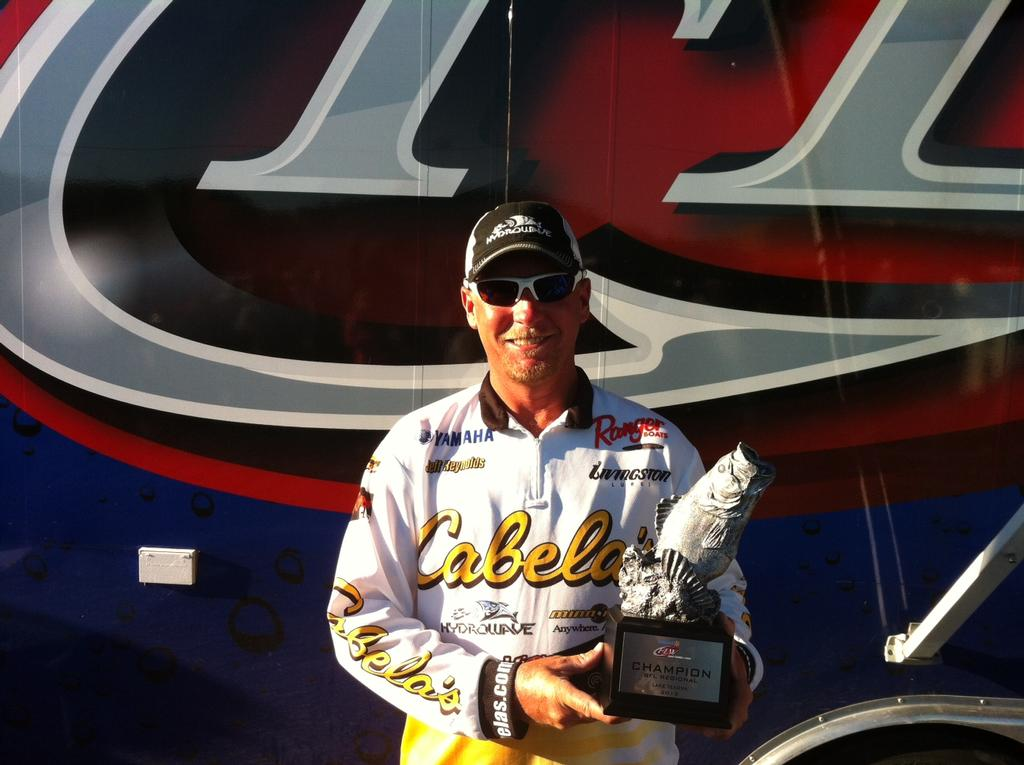 Image for Reynolds nets title at BFL Regional on Texoma