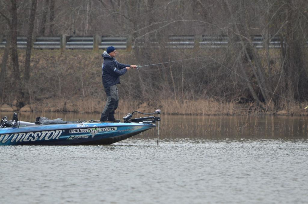 Image for Cold-Water Bass Fishing