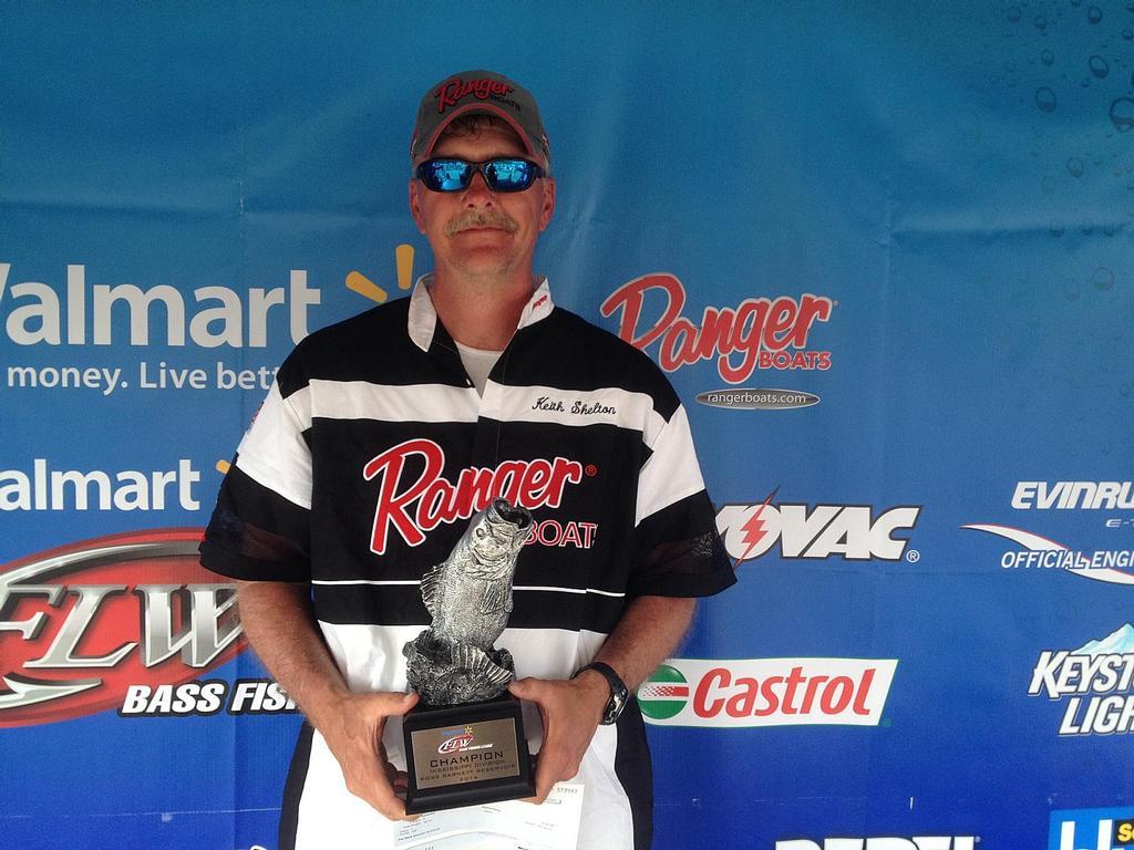 Image for Shelton earns title on Ross Barnett