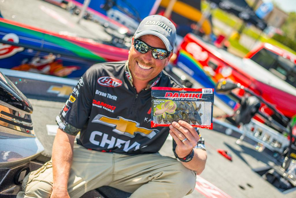 Image for Top-10 lures and patterns from Sam Rayburn