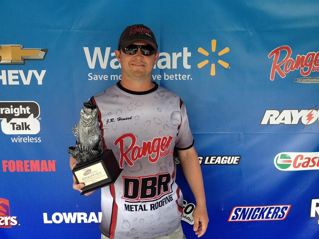 Image for Henard nets title on South Holston