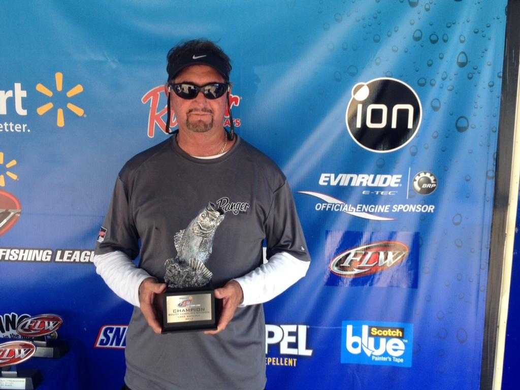 Image for Surpise win for Phillips on Wateree