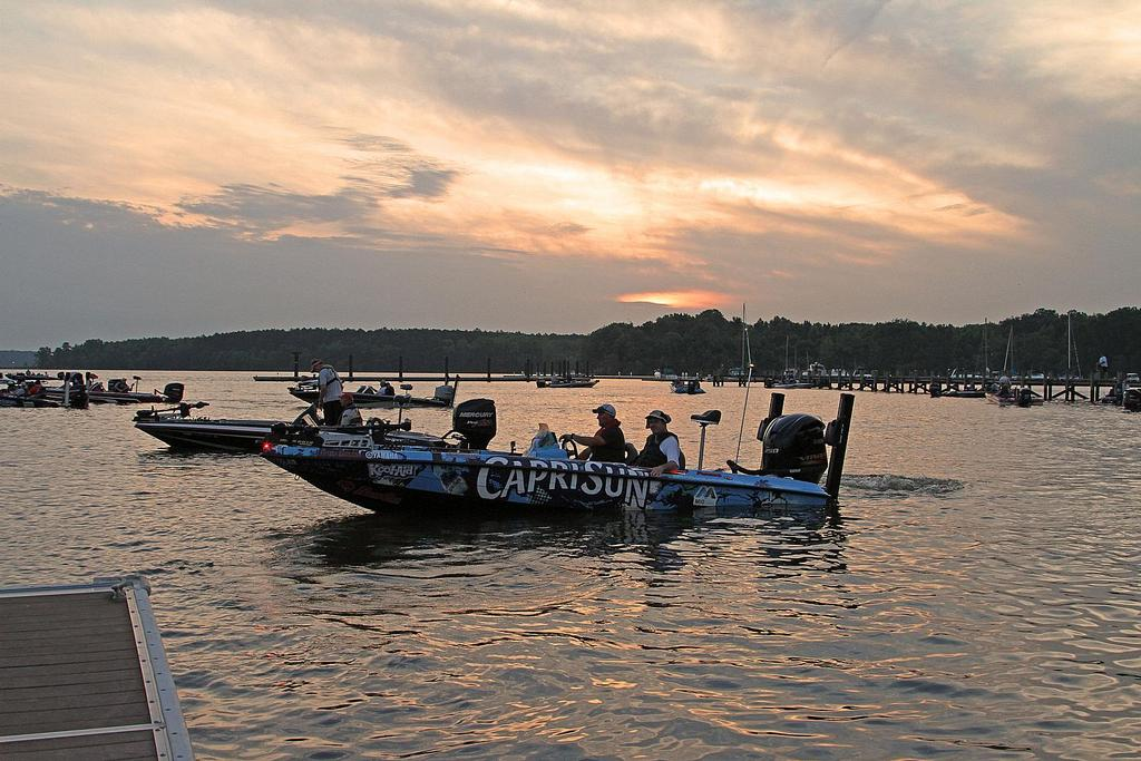 Image for FLW College Fishing Looks to Potomac River