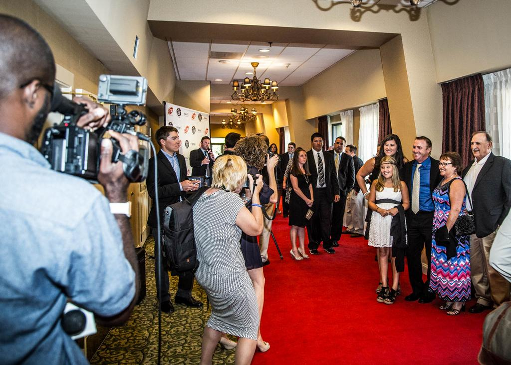 Image for A Red Carpet Welcoming