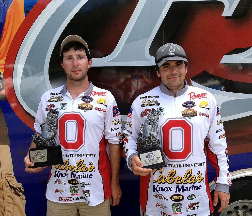 Image for Ohio State University Wins FLW College Fishing Northern Conference Event On Chautauqua Lake