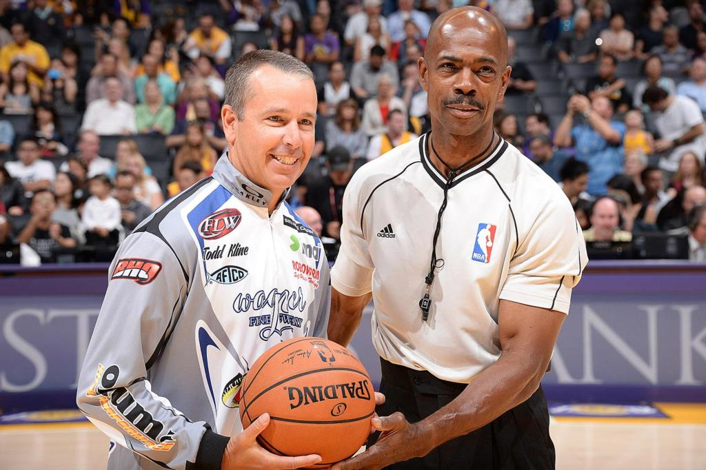 Image for Kline Presents Lakers Game Ball