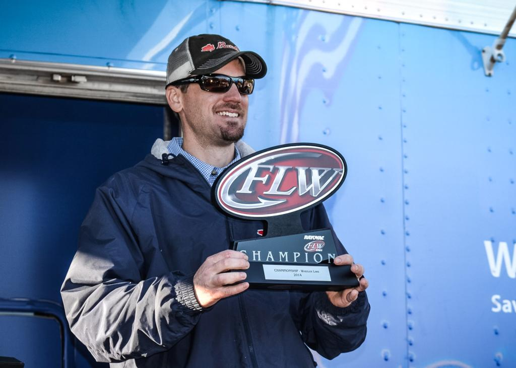 Image for Callaghan Wins Co-Angler Title