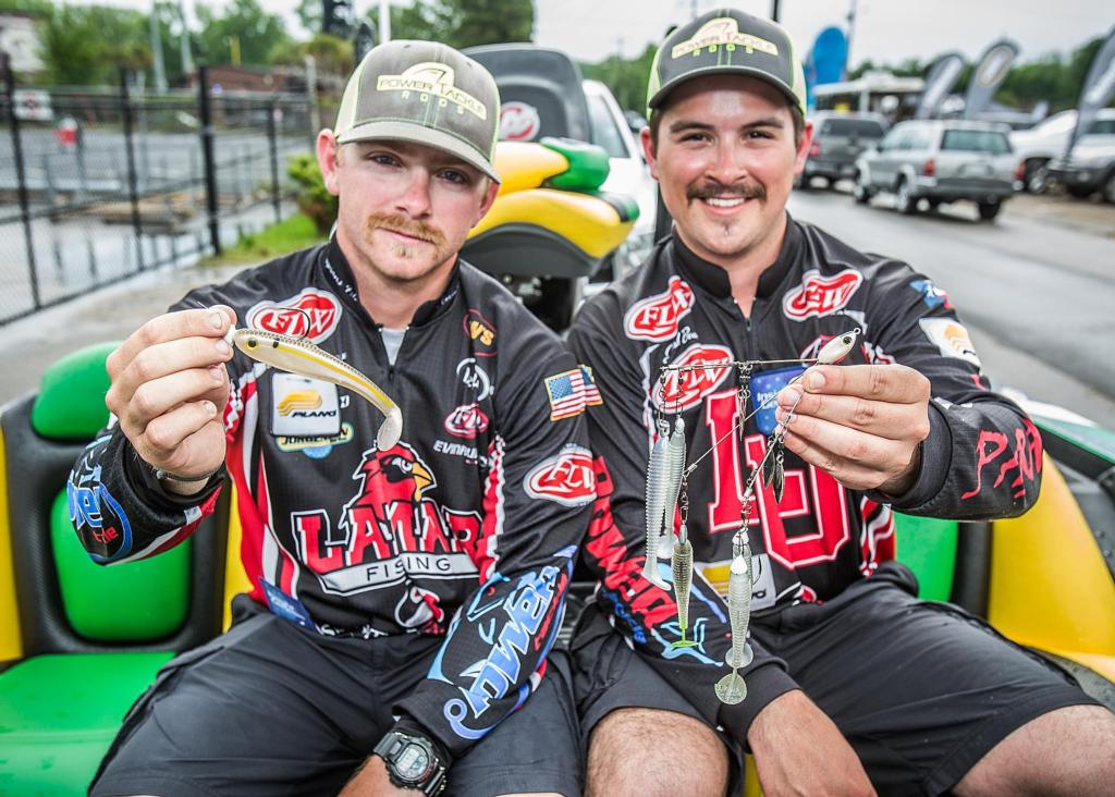 Image for Top 10 Baits from Lake Murray