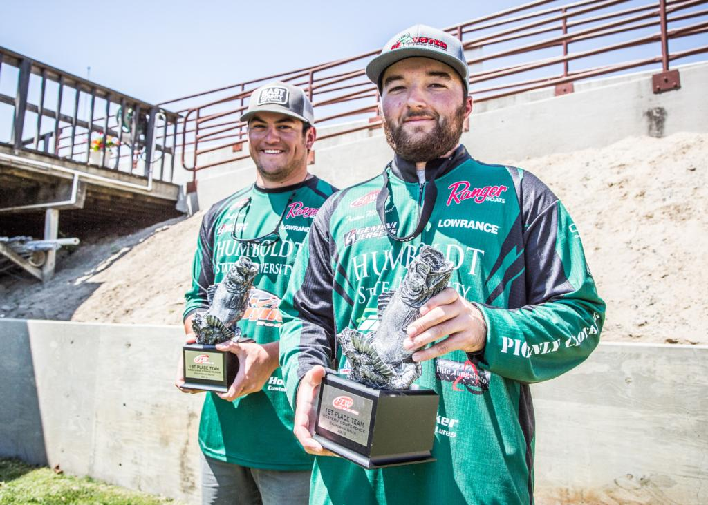 Image for Humboldt State University Wins FLW College Fishing Western Conference Event On California Delta