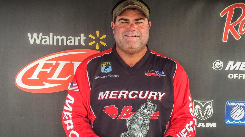 Image for Denson Wins With Crankbaits