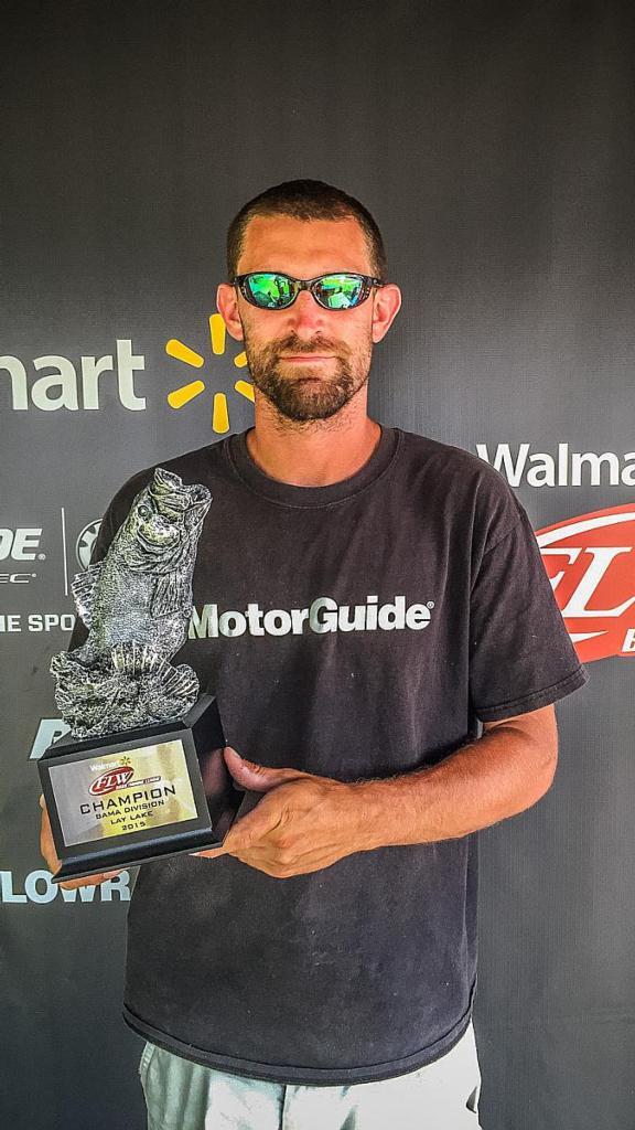 Image for Hunter Wins on Lay Lake