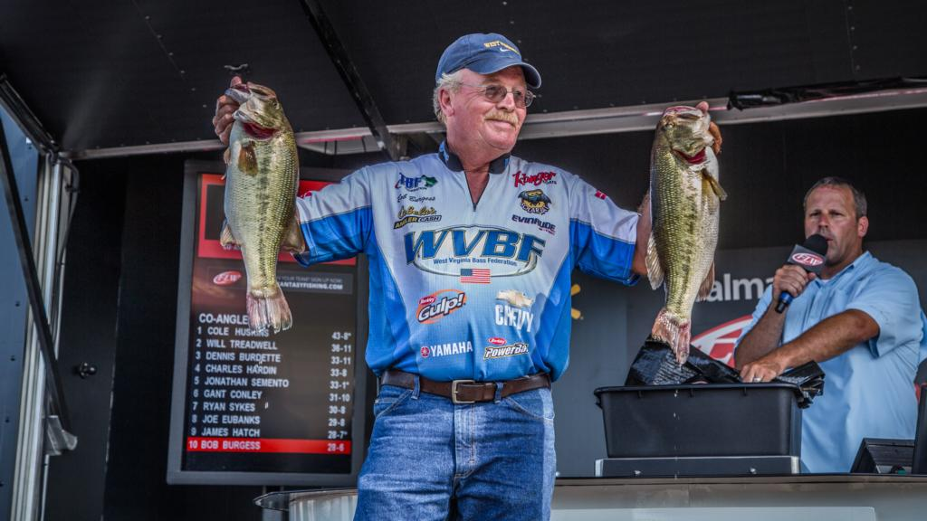 Image for Burgess Tops All-American Co-Angler Field