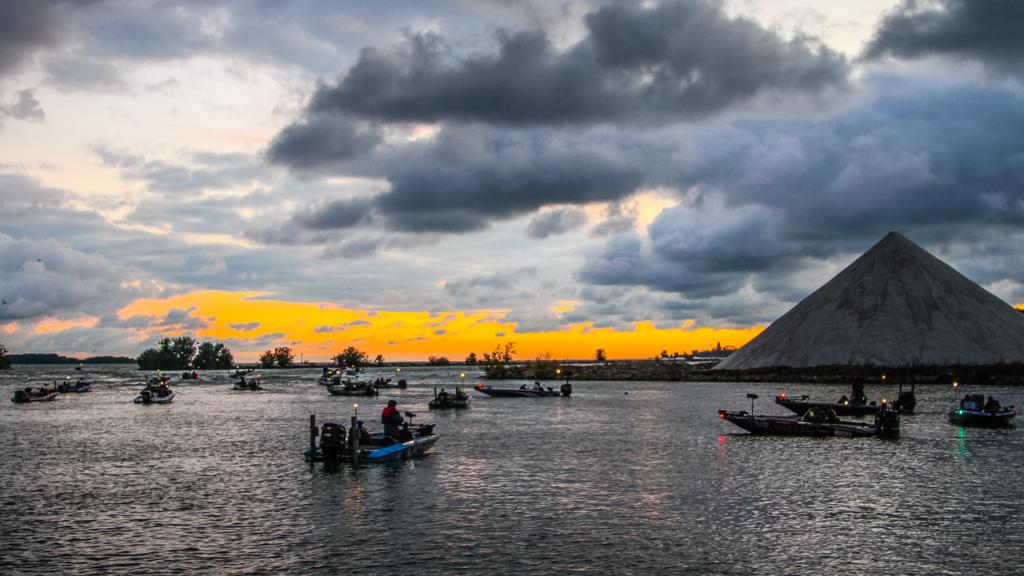 Image for Lake Erie Readies for YETI FLW College Fishing Northern Conference Finale