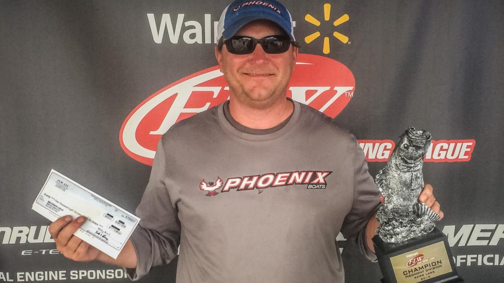 Image for Jig, Crankbait Carry Gray to Victory