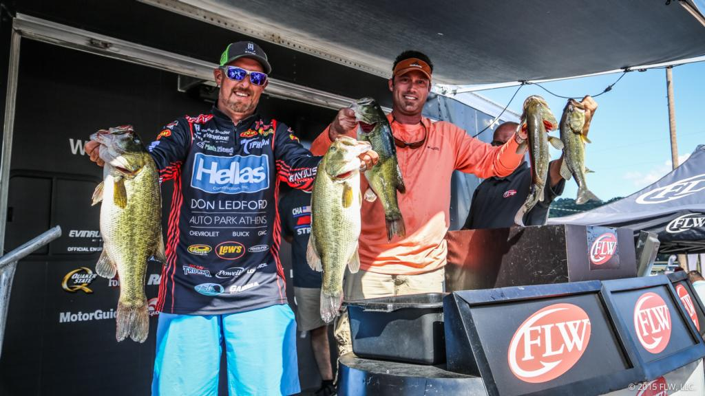 Image for Strader and Smith Win NoogaStrong