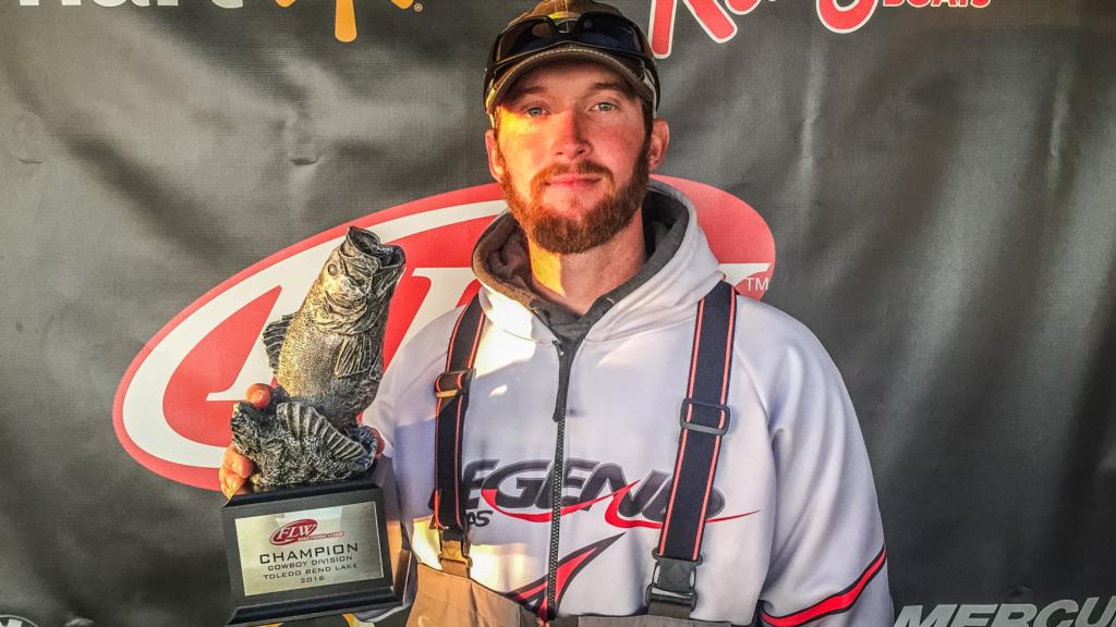 Image for Swimbait, Crankbait Carry Pitt to Top