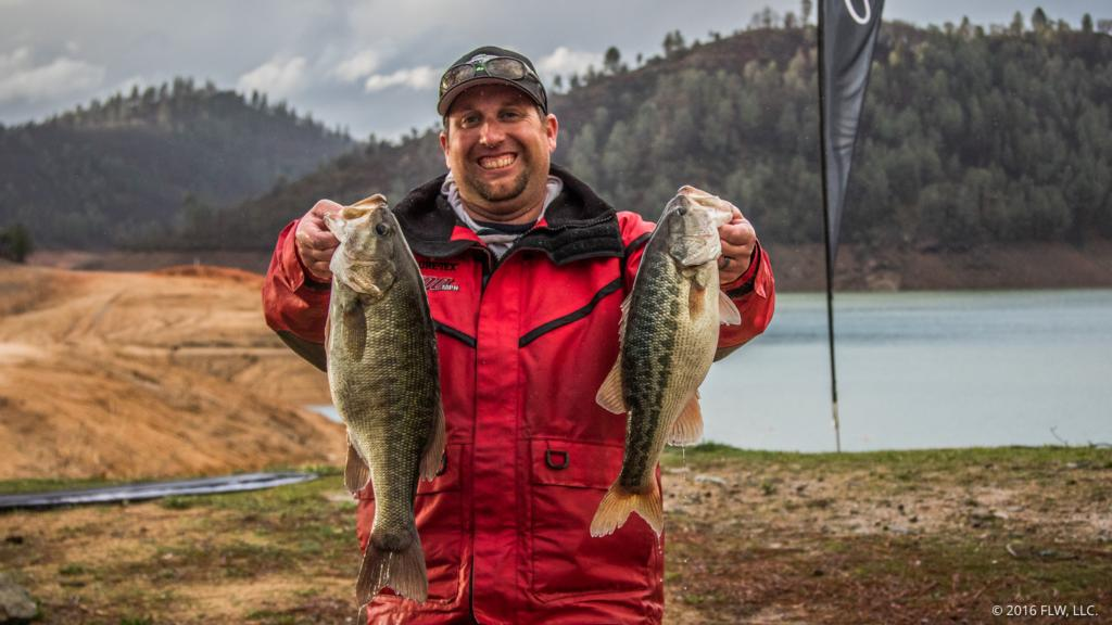 Image for Dobyns Grabs Slim Lead at Shasta