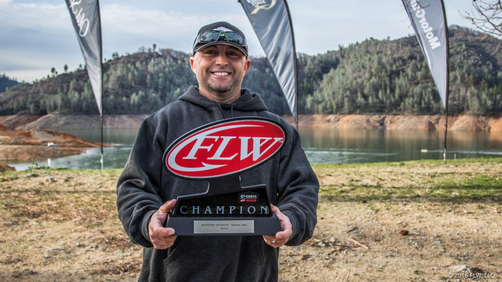 Image for Farage Earns Shasta Co-Angler Title