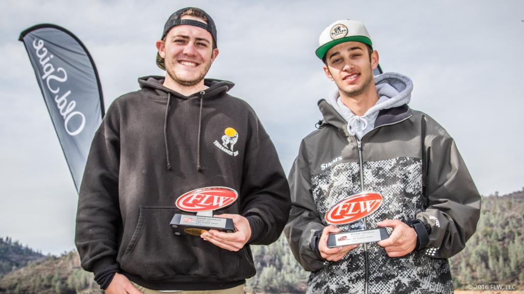 Image for Cal Poly Wins FLW College Fishing Western Conference Opener On Shasta Lake