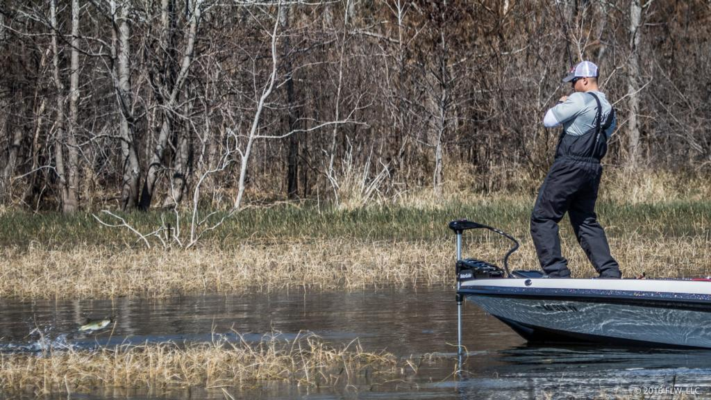 Image for Top 5 Patterns from Sam Rayburn Day 1