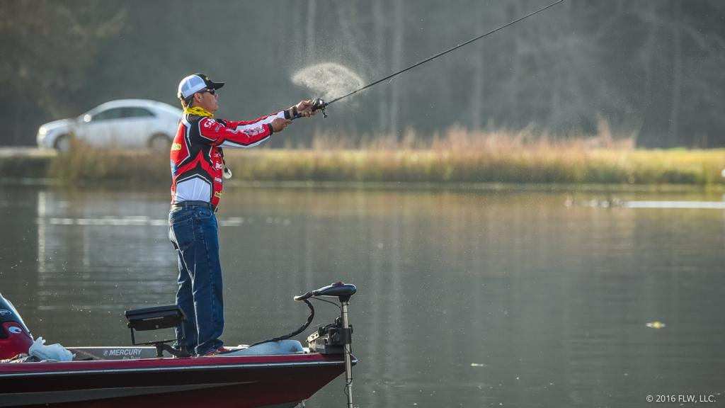 Image for Top 5 Patterns from Santee Cooper Day 1