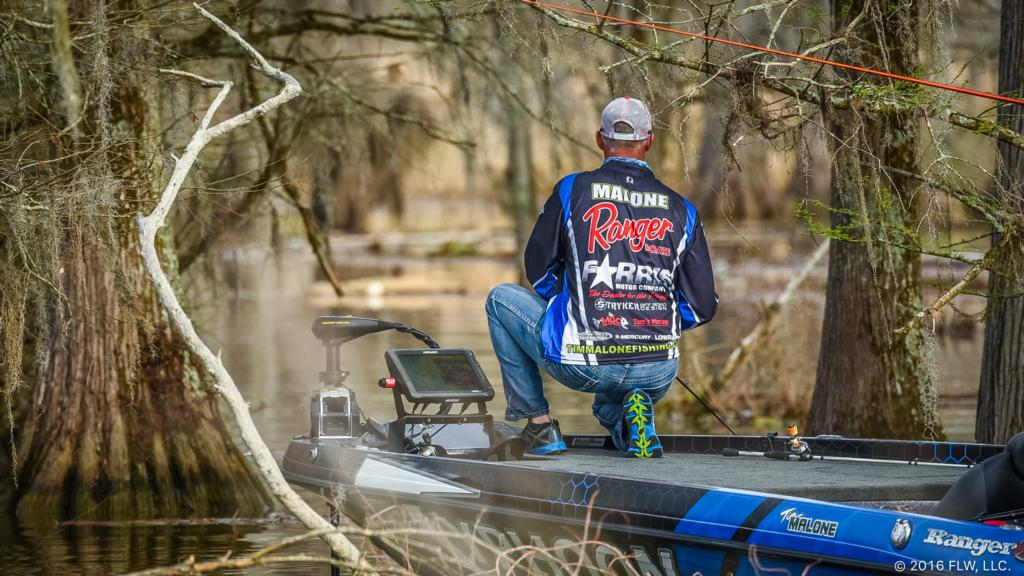 Image for Top 5 Patterns from Santee Cooper Day 2
