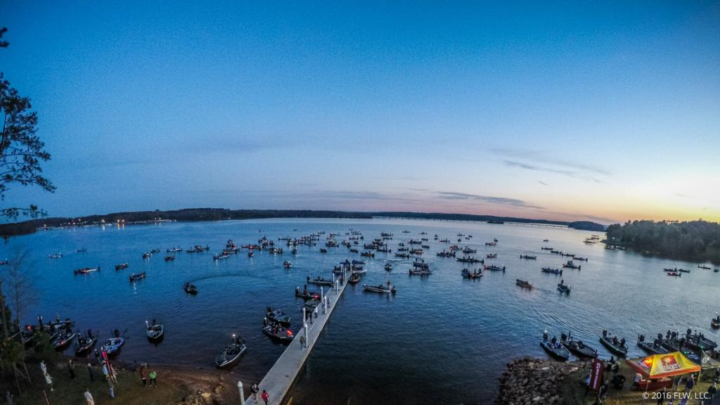 Image for Lake Hartwell Gears Up for 2020 Phoenix Bass Fishing League presented by T-H Marine All-American presented by TINCUP