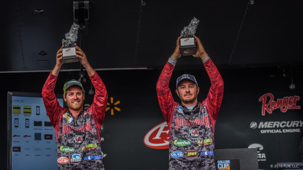 Image for University Of South Carolina Wins FLW College Fishing National Championship For Second Straight Year