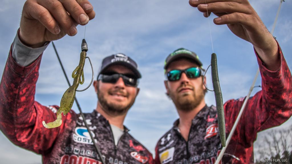 Image for Top 10 Baits from Keowee