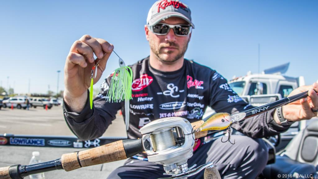 Image for Lake Dardanelle Top 10 Baits