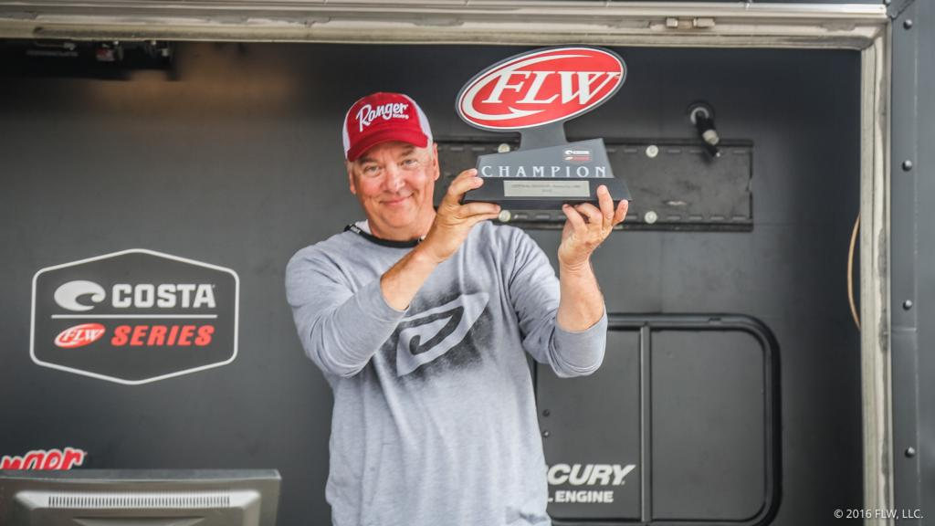 Image for Keller Drags His Way to Co-angler Victory