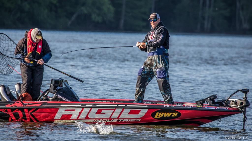 Image for Pickwick Lake Day 1 Coverage