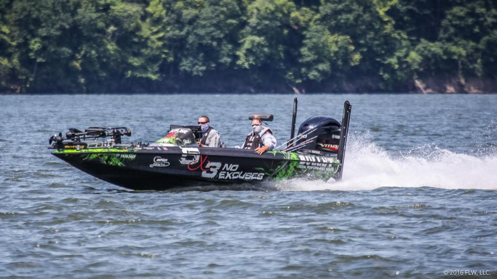 Image for Pickwick Lake Day 2 Coverage