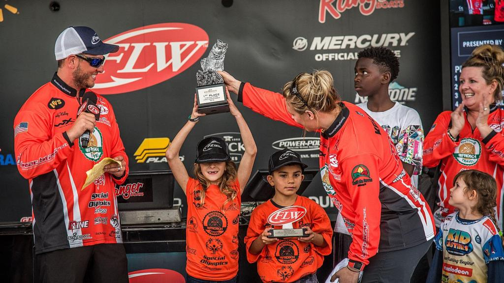 Image for FLW Foundation Expands its Unified Fishing Derbies