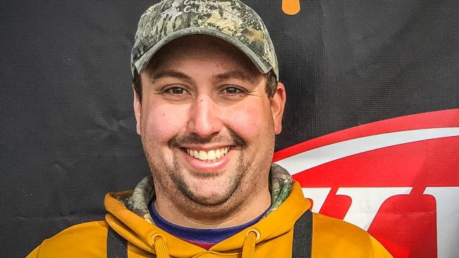 Co-angler Christian Pettit of Marinette, Wis., won the May 14 Great Lakes Division event on the Mississippi River with a 14-pound limit to claim a $2,400 payday.